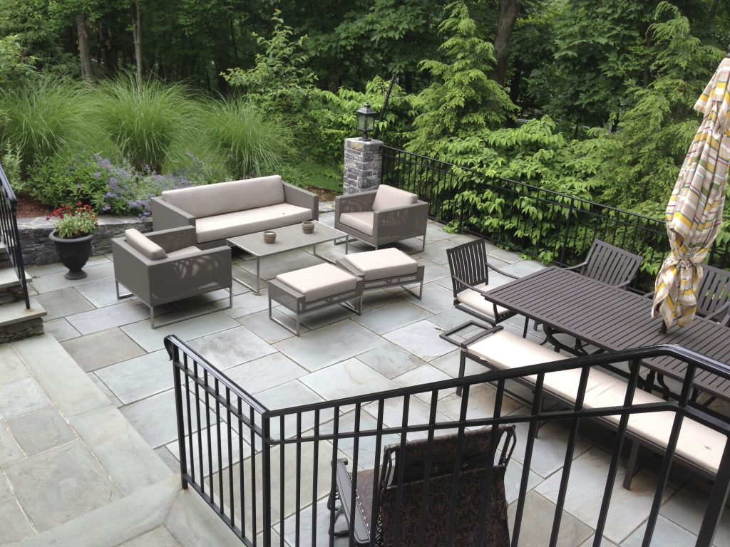 Outdoor Living – Old World Masonry, New World Look – Irvington NY