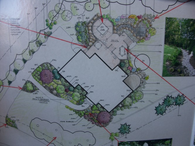 Landscape Design, Construction and Installation – Somers NY