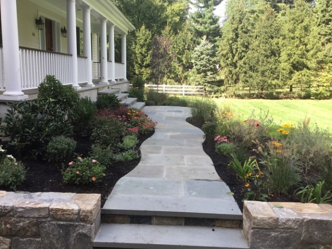 Natural Landscaping in Armonk, New York