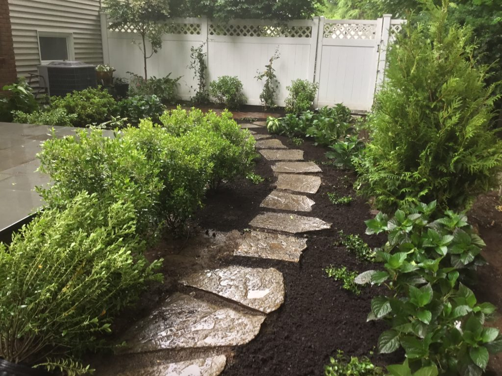 Patio Construction & Landscape Design for Small Spaces | New Canaan, CT